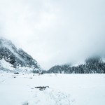 Trek to Lidderwat, Kashmir in the winters