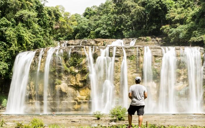Tinuyan falls
