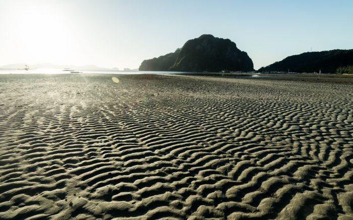 Beautiful beaches of Elnido